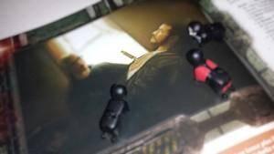 Ninja: «Boss, il est bizarre ce joystick!»