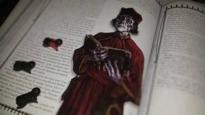 Boss : « Regardez, les enfants, ce qui arrive quand vous tenez votre livre à l'envers » Ninjas : « Haaaaaaannnnnnnn »