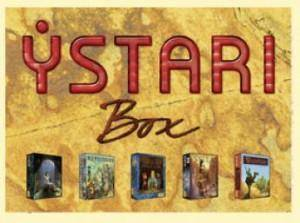 JDS - YSTARI BOX