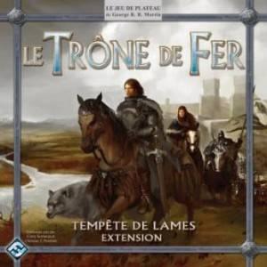 JDS - EDGE - TEMPETE DE LAMES