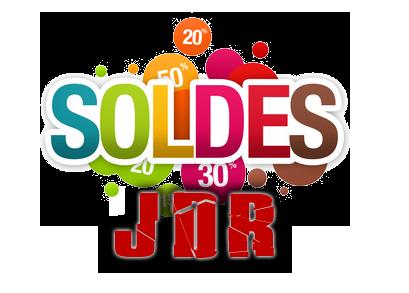 SOLDES JDR
