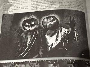 Face à vous, des Doppelgangers lumineux. Très recherchés pour les fêtes de fin d'année et pour Halloween…
