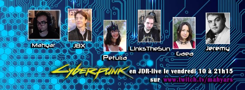 En Live sur ma chaîne Twitch à 21h15 avec des joueurs dans le genre cool, très cool