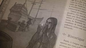 J'ai oublié de vous dire : dans le jeu, les Elfes sont un peuple de marins… Non, ne posez aucune question !